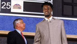 DJ Funderburk = NBA Draft ?