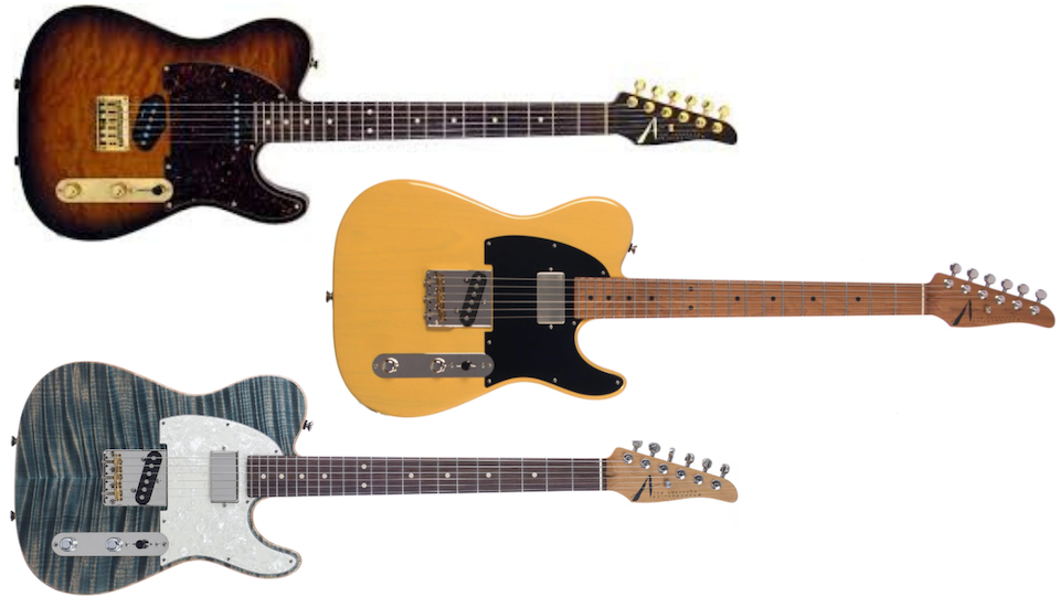 Anderson Guitarworks T-Style Guitar Maker