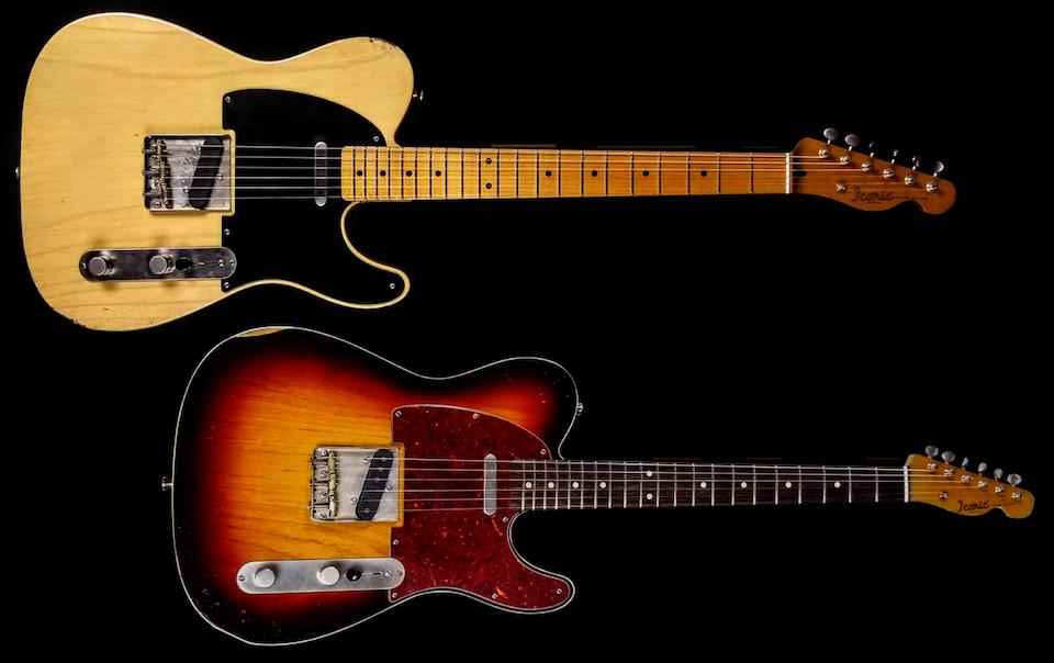 Iconic Guitars Telecasters