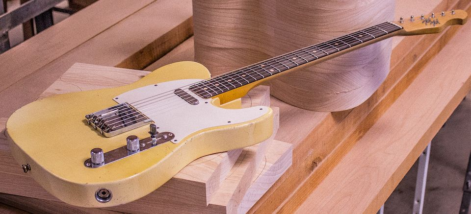 Mario Martin Boutique T-Style Guitars