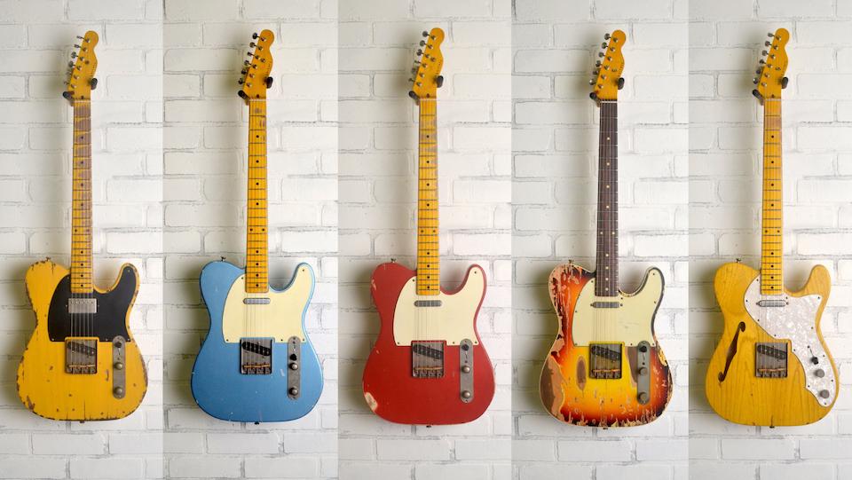 Nash T-Style Guitars