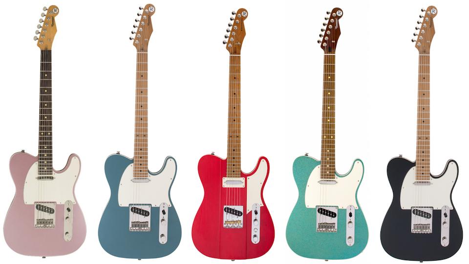 Reverend Best T-Style Guitars Not Fender
