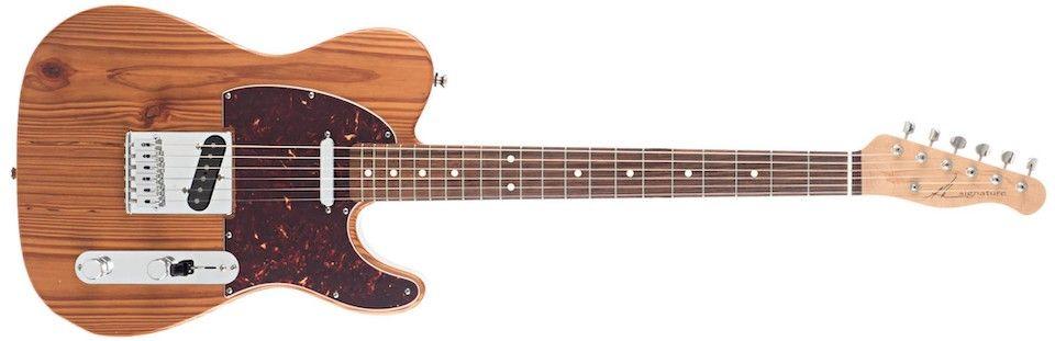 Ron Kirn Barnbuster T-Style Guitar