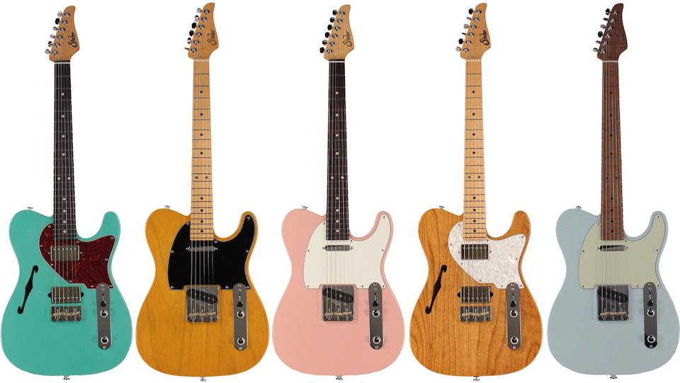 Suhr Telecaster Guitars