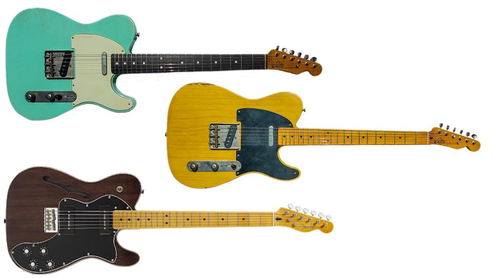 Whitfill T-Style Guitar Maker