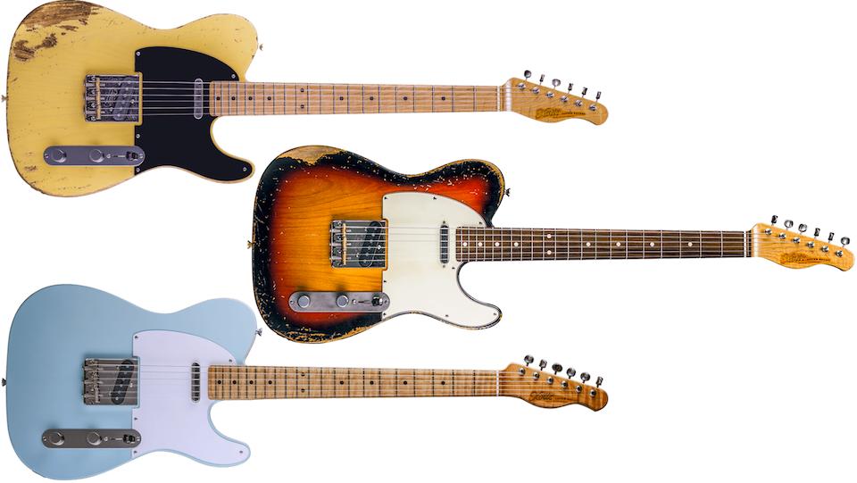 Xotic T-Style Guitars