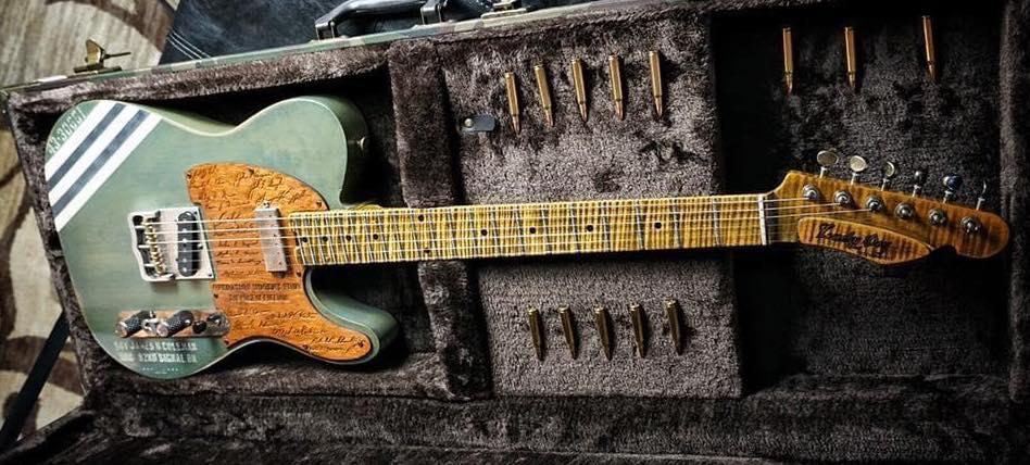Lucky Dog Evangelist T-Style Guitar