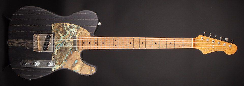 Patrick James Eggle Oz T-Style Guitar