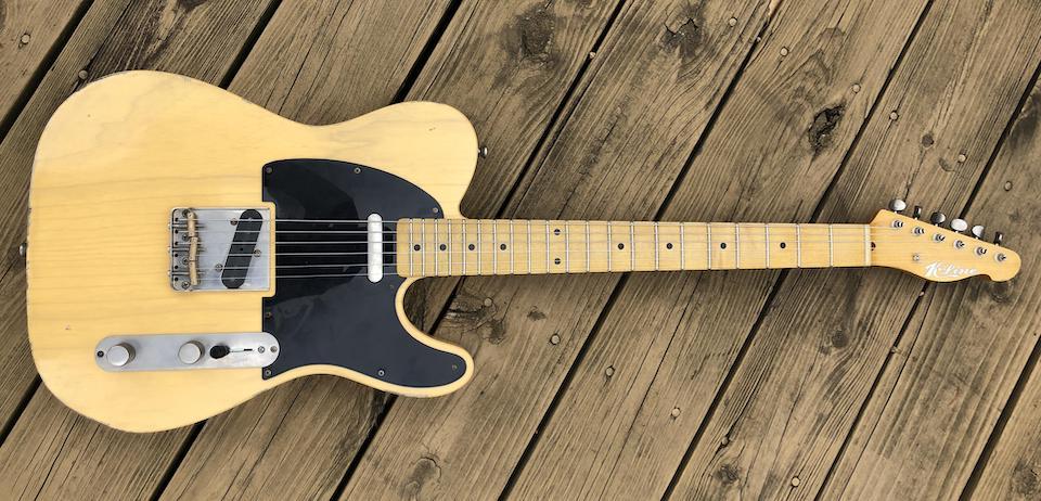 K-Line Truxton T-Style Guitar