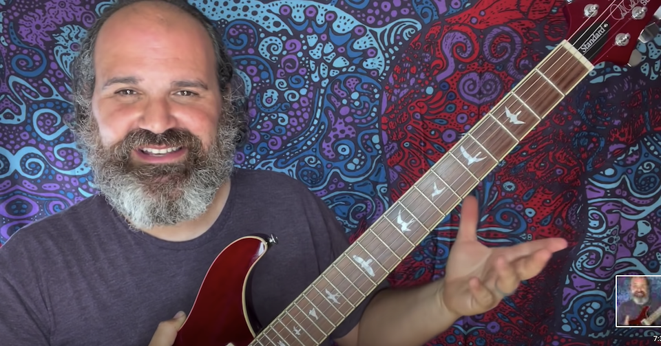 Ian Stick online guitar instruction and courses