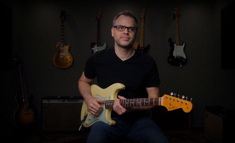 John Tuggle Learning Guitar Now Blues Guitar Lessons