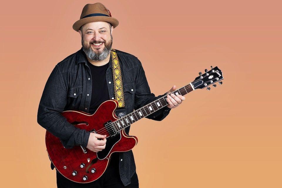 Marty Schwartz Online Guitar Teacher
