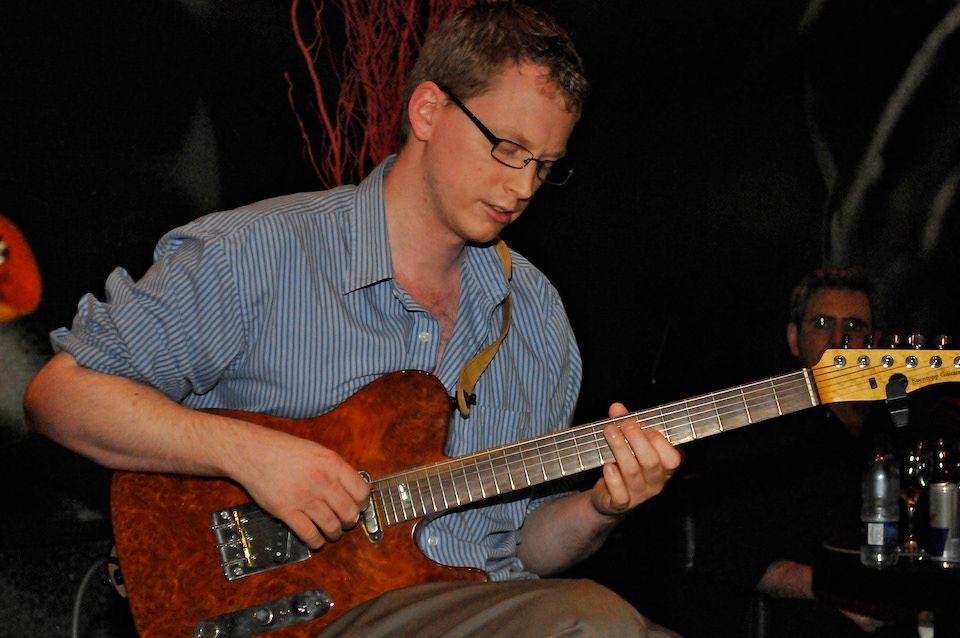Matt Warnock online jazz guitar lessons