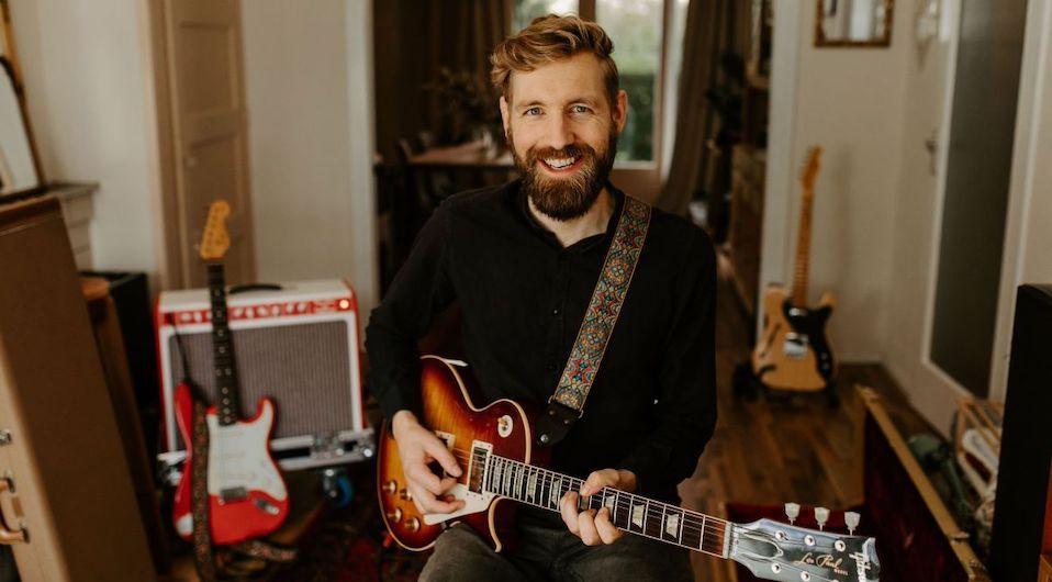 Paul Davids Online Guitar Instructor