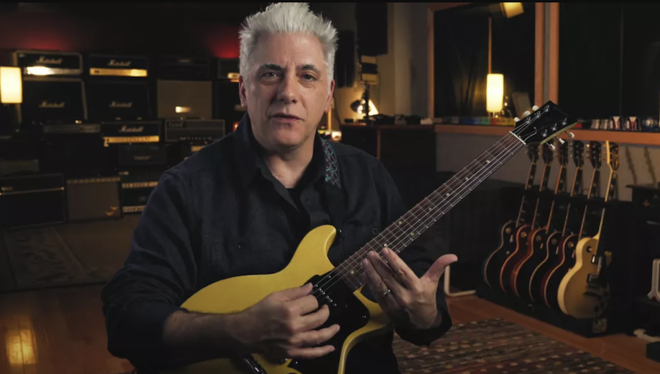Rick Beato online guitar instructor